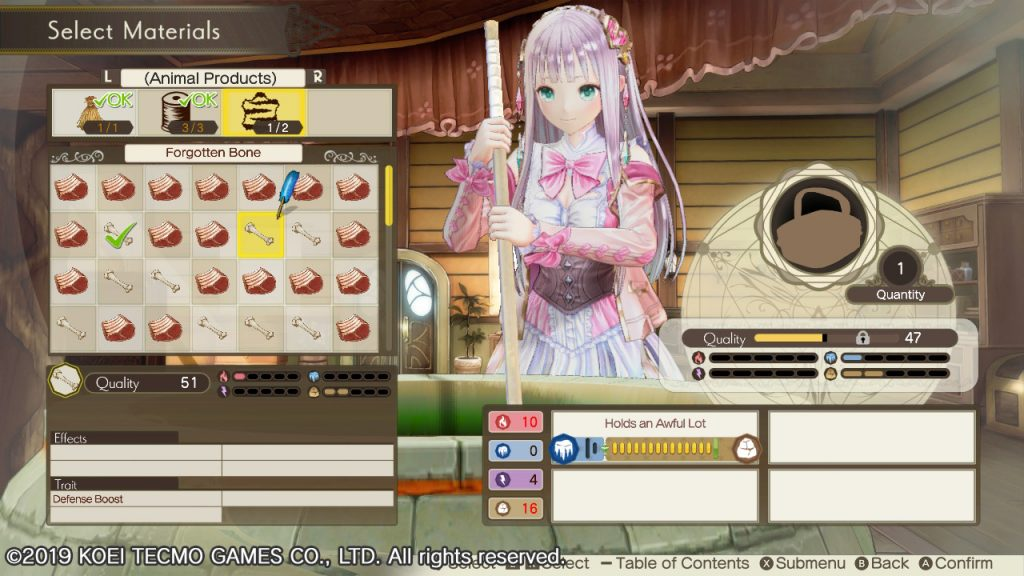 Atelier Lulua: The Scion of Arland 4