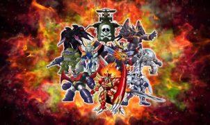 Super Robot Wars T | Cast List