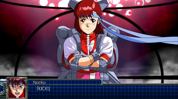 Super Robot Wars T | Noriko from Gunbuster