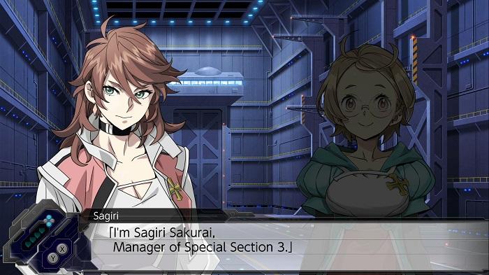 Super Robot Wars T | Sagiri Sakurai