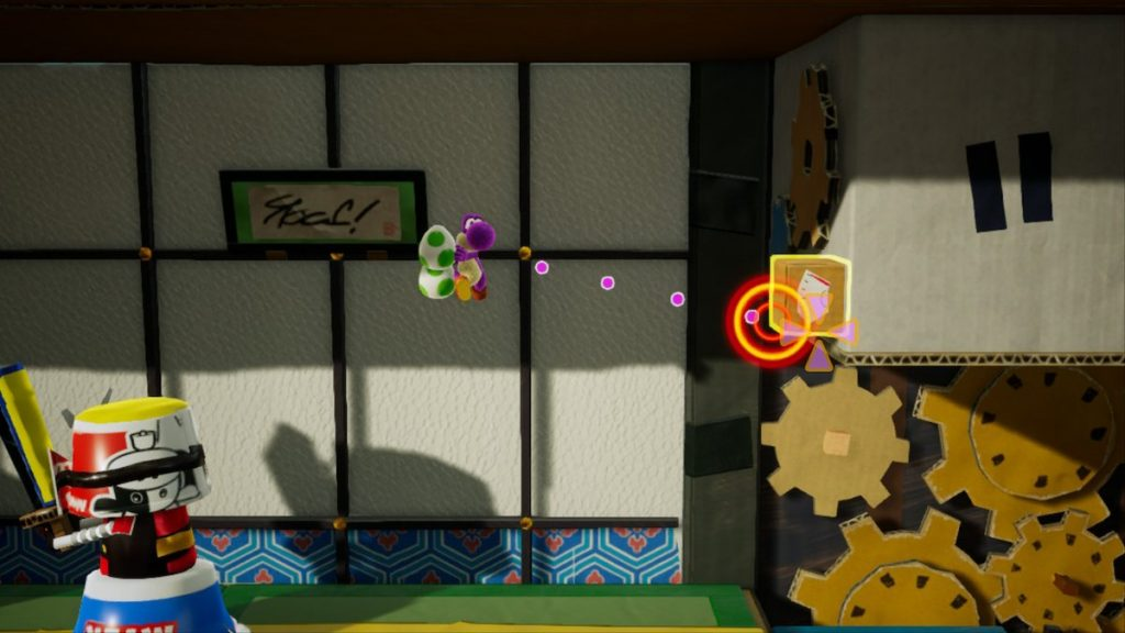sprout yoshi's crafted world