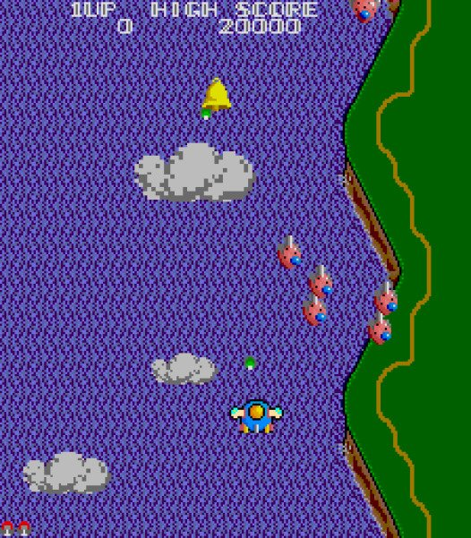twinbee 8-bit chronicles