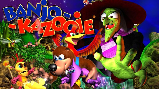 Banjo-Kazooie Rumors Swirl Around Merch and Smash Bros