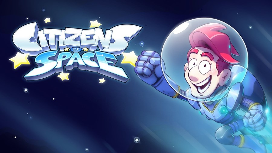 Citizens of Space Banner
