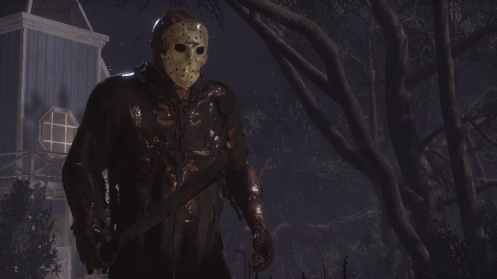 Friday the 13th: The Game Banner