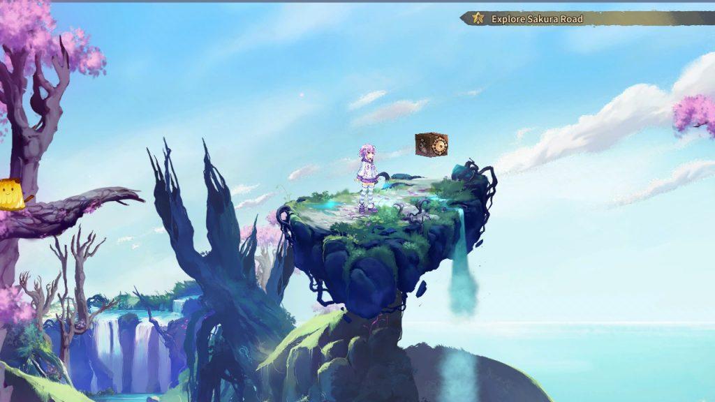 Super Neptunia RPG 3