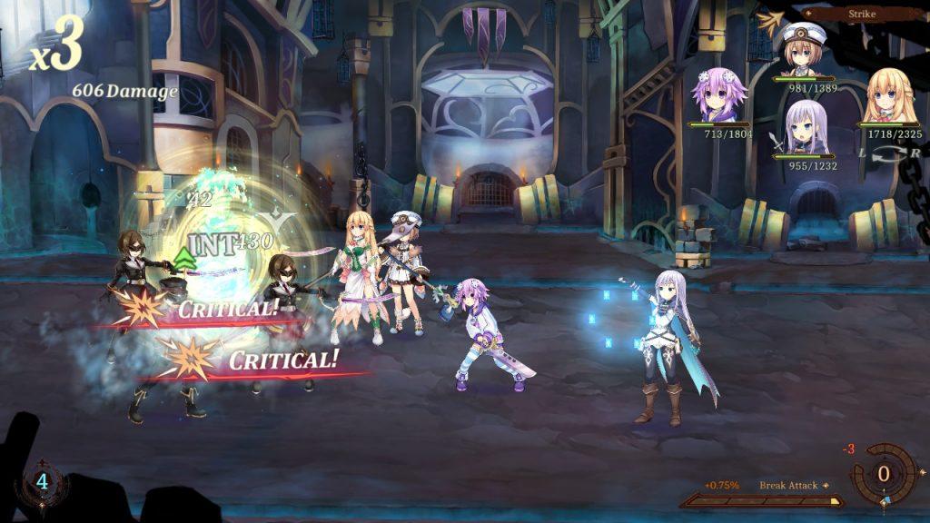 Super Neptunia RPG 4