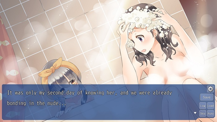 Valve Has a Problem with MangaGamer | Bonding in the Nude