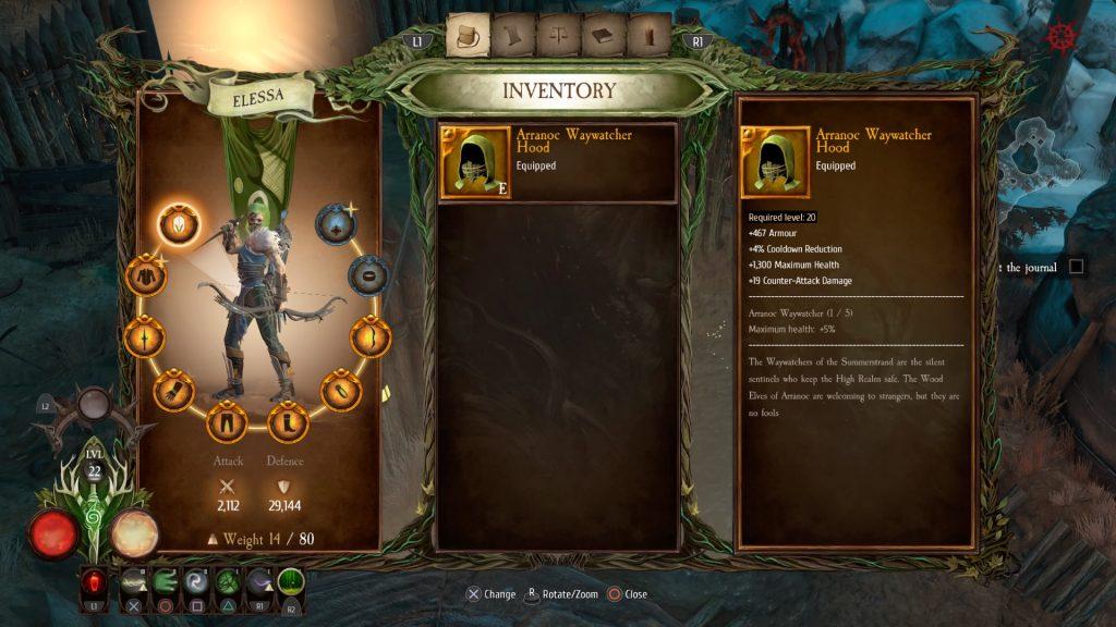 Warhammer: Chaosbane, PS4