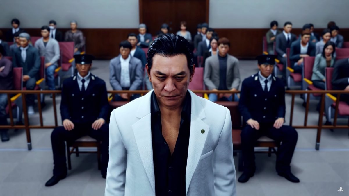 Judgment Review (PS4)   Hey Poor Player