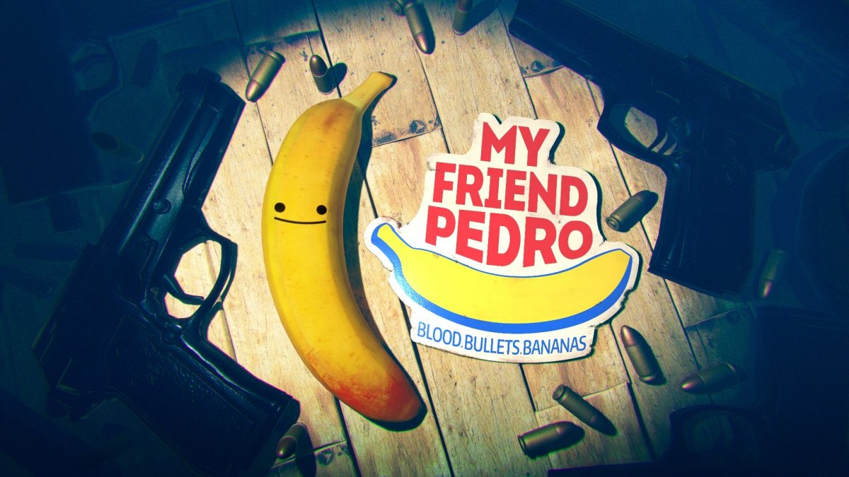 My Friend Pedro Unloads On Switch And Steam This Month