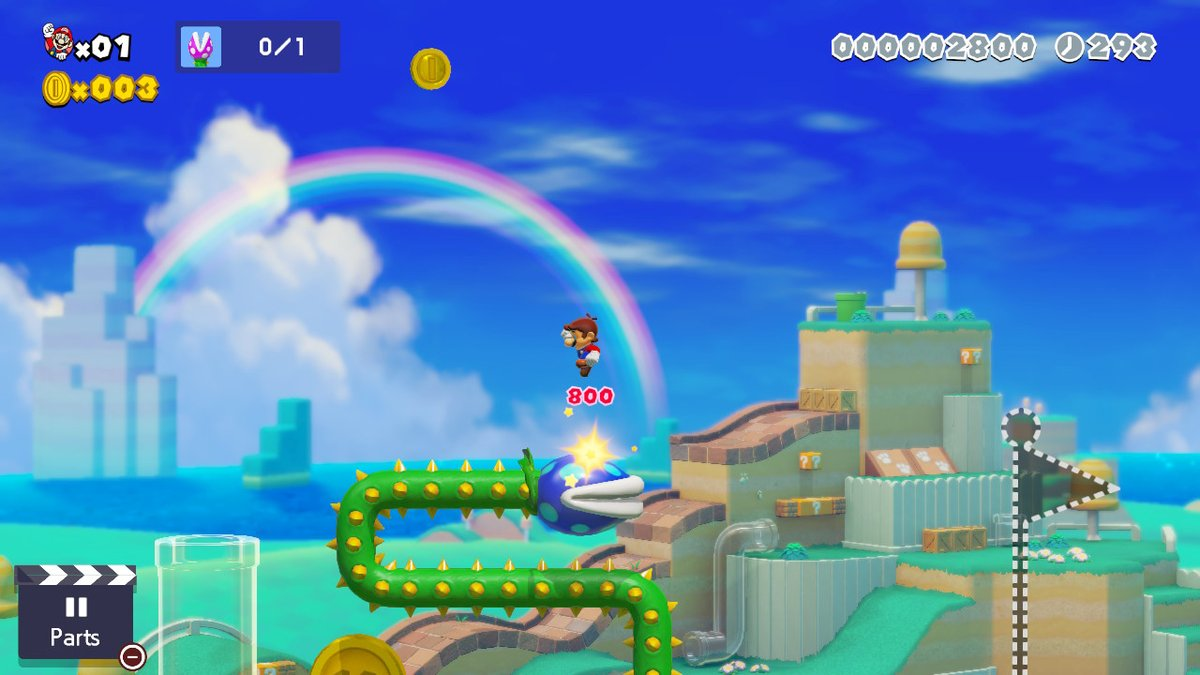 How to Wake Coursebot (Super Mario Maker 2 Guide) - Hey Poor Player