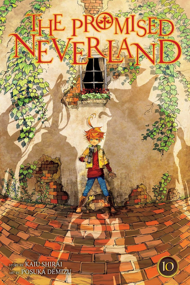 the promised neverland volume 10 review