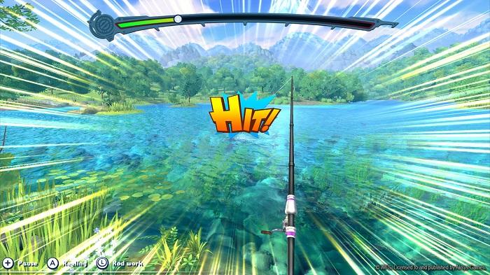 Fishing Star World Tour | Joy-Con Fishing