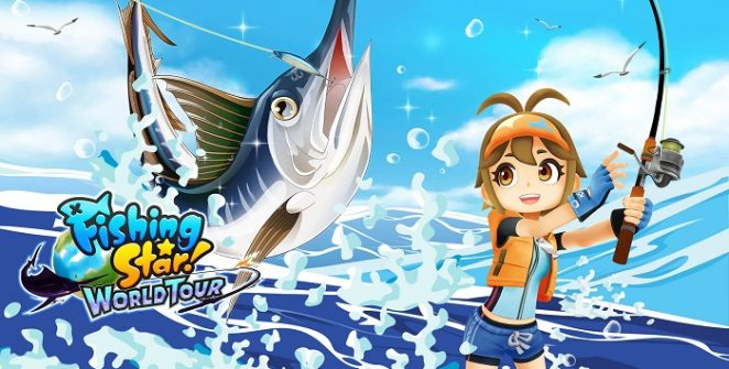 Fishing Star World Tour | Logo