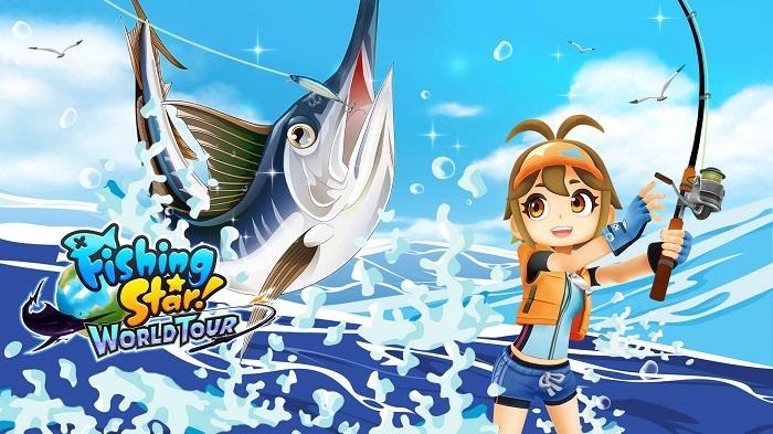 Fishing Star World Tour | Logo