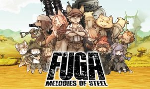 Fuga: Melodies of Steel | KeyArt