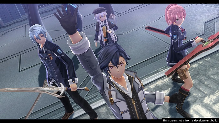 Trails of Cold Steel III | Rean Has a Question