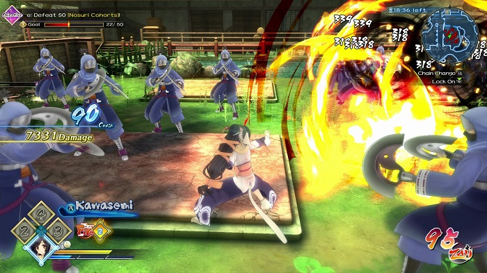 Utawarerumono ZAN | Kuon Fireball