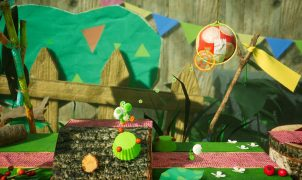 jumping to victory yoshi