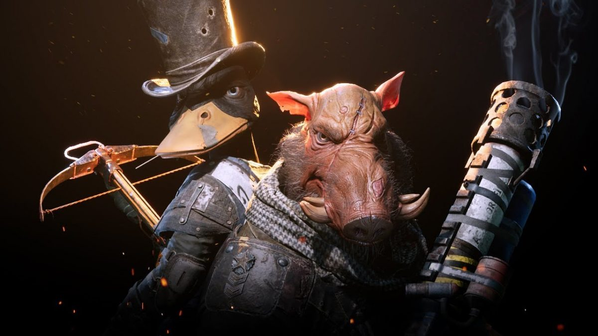 Mutant Year Zero: Road to Eden - Deluxe Edition Banner