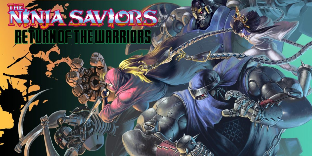 The Ninja Saviors: Return of the Warriors (PS4 and Swtich