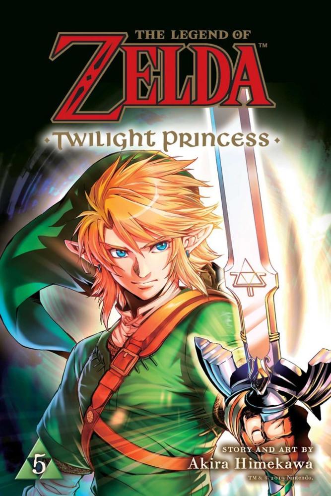 twilight princess volume 5 review header