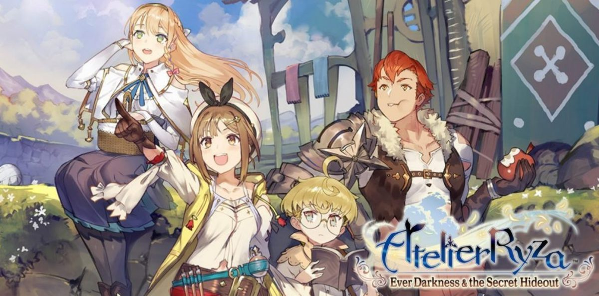Atelier Ryza: Ever Darkness & The Secret Hideout Banner