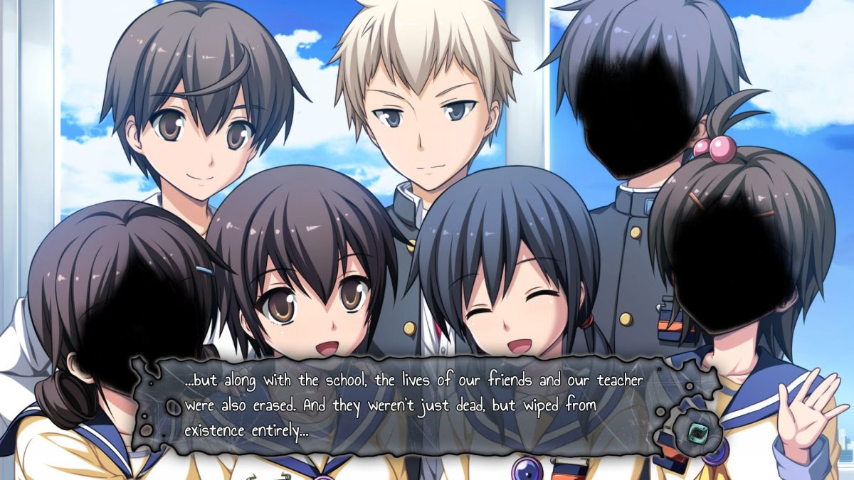 Corpse Party: Blood Drive 1
