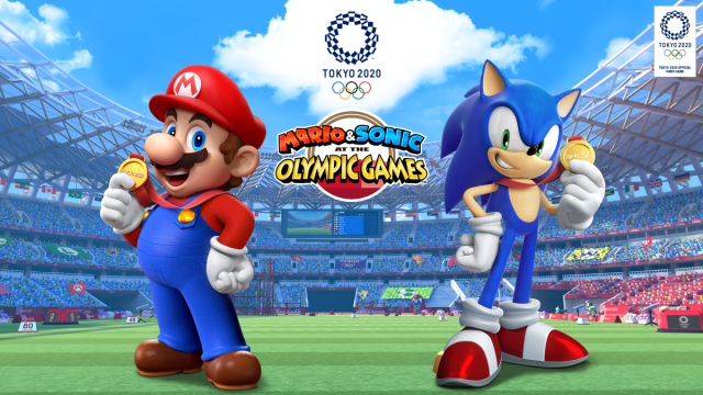 Mario and Sonic at the Olympic Games Preview