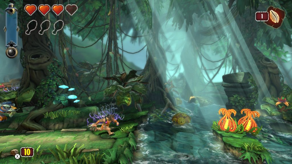 Jet Kave Adventure | Jungle world