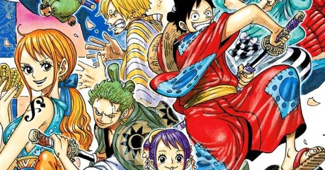 one piece volume 91 review