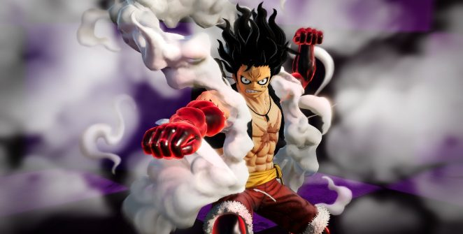 One Piece: Pirate Warriors 4 | Luffy Fourth Gear Snakeman introduction