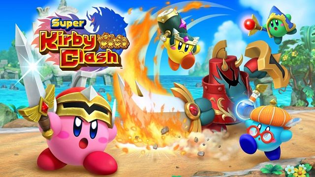 super kirby clash review