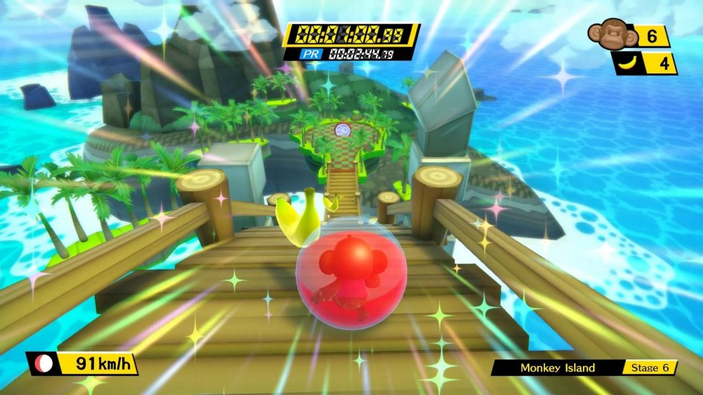 super monkey ball banana blitz HD preview