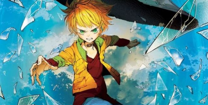 the promised neverland volume 11 review
