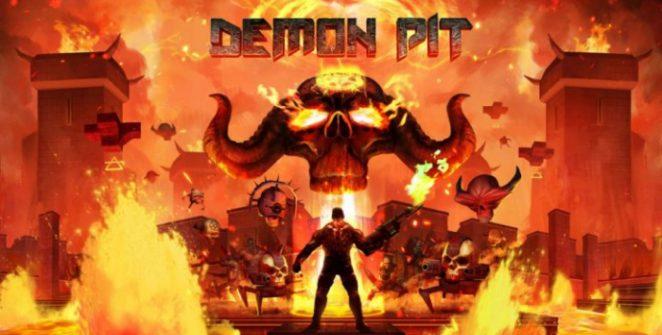 demon pit title