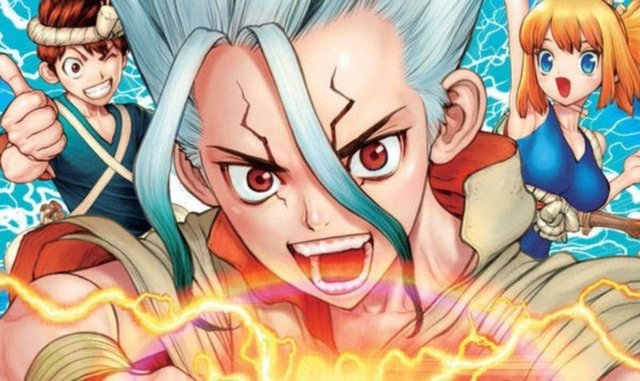 dr. stone animenyc panel