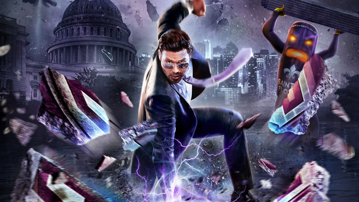 Saints Row V To Be Revealed Next Year | Hey Poor Player
