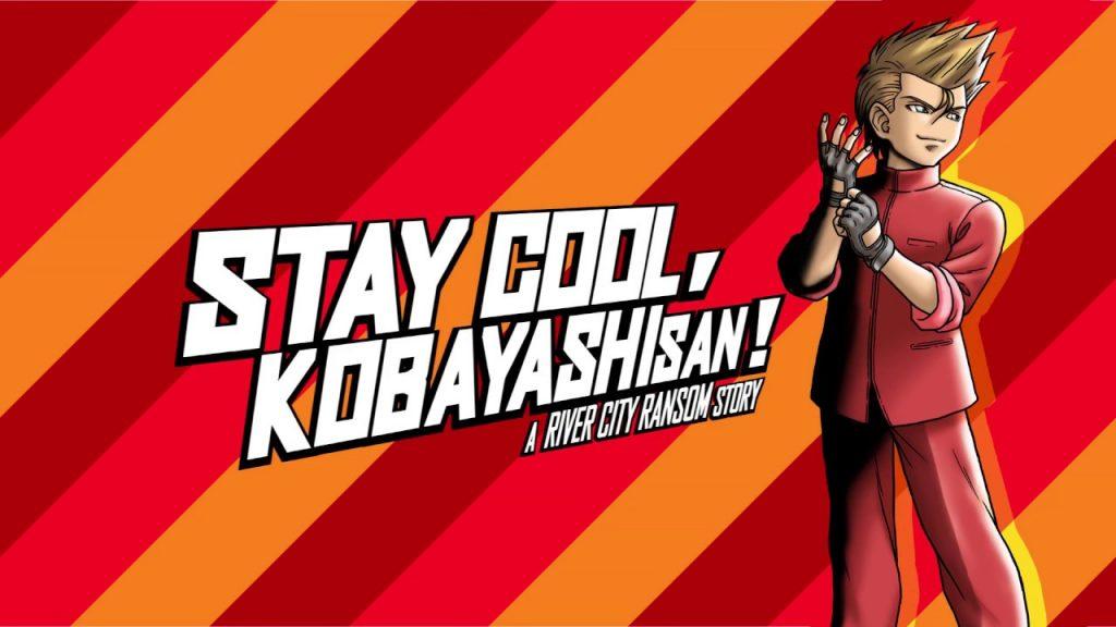 Stay Cool Kobayashi San