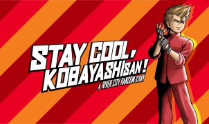 Stay Cool Kobayashi San