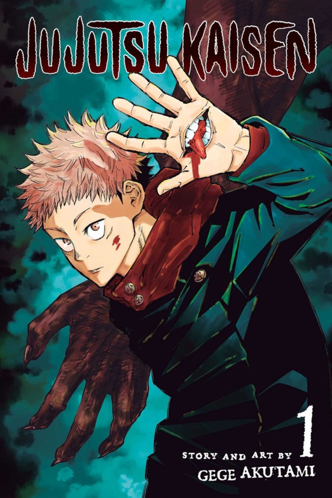 jujutsu kaisen volume 1 review