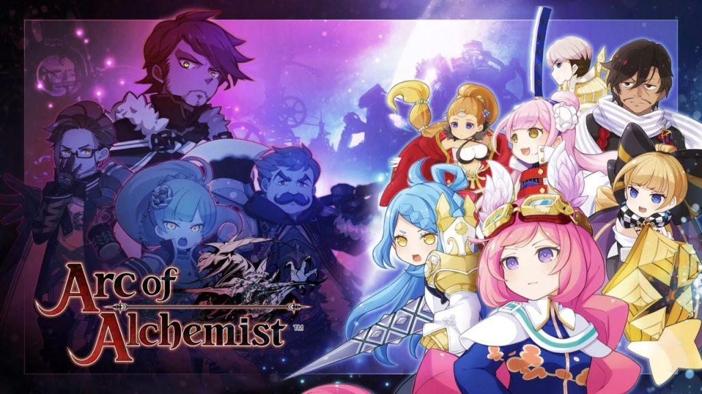 Arc of Alchemist Banner