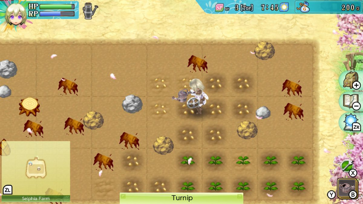 Rune Factory 4 Special 1