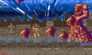 altered beast fangame