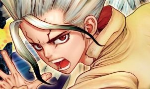 dr. stone volume 9 review
