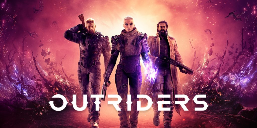 Outriders Story trailer
