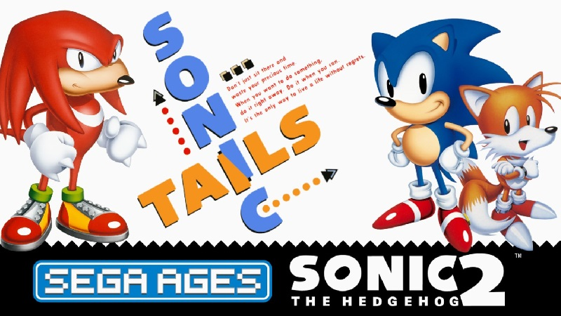 Sega Ages Sonic The Hedgehog 2 Review Switch Hey Poor Player