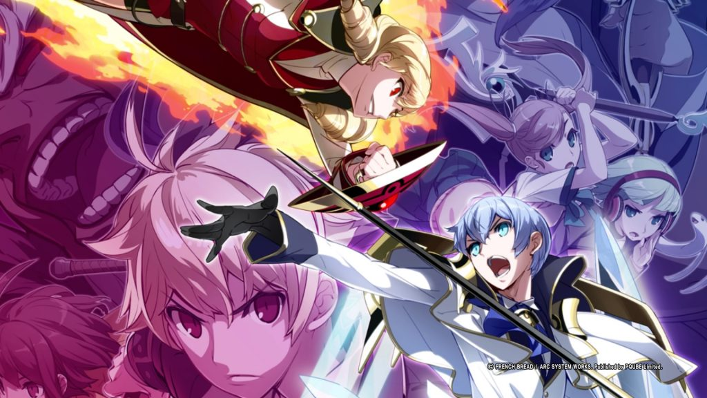 Under Night In-Birth: Exe-Late [cl-r]