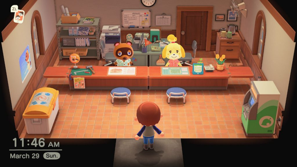 animal crossing new horizons resident services guide